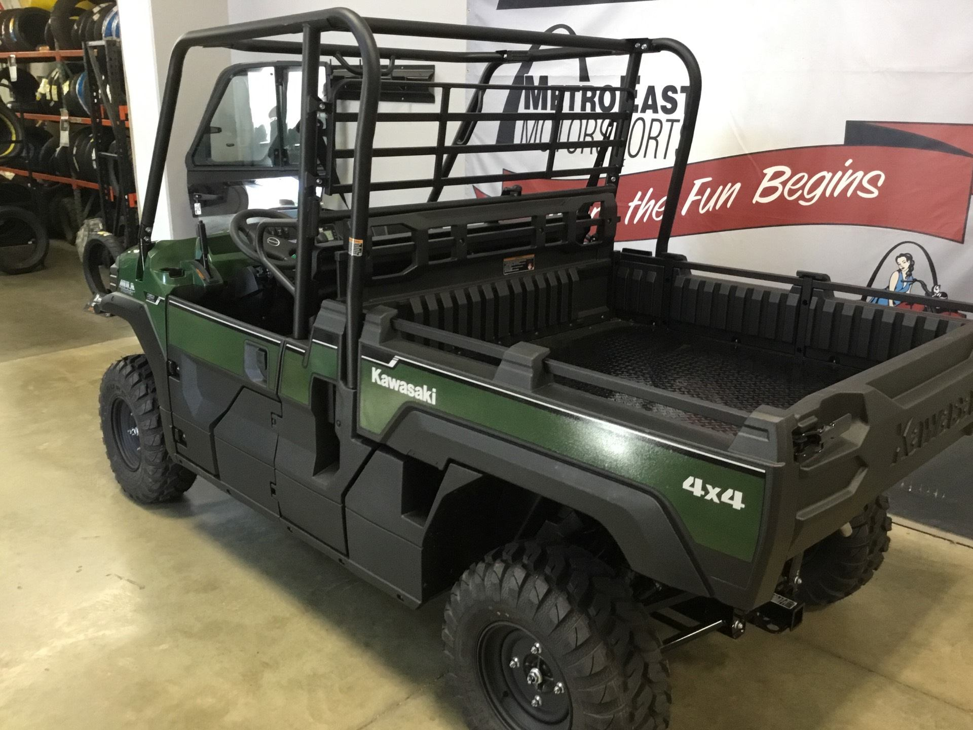 2020 Kawasaki Mule PRO-FX EPS in O Fallon, Illinois - Photo 4