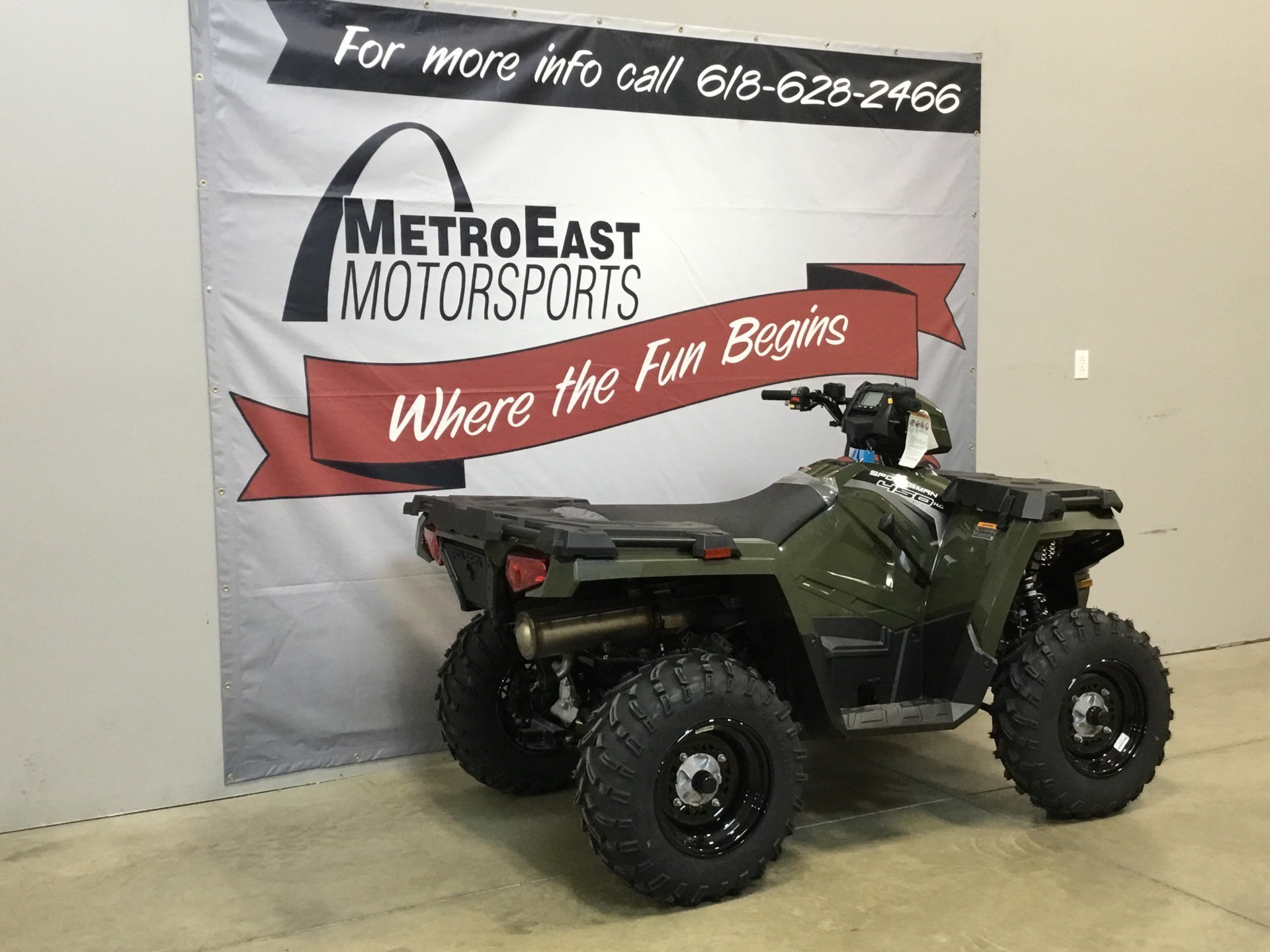2019 Polaris Sportsman 450 H.O. in O Fallon, Illinois