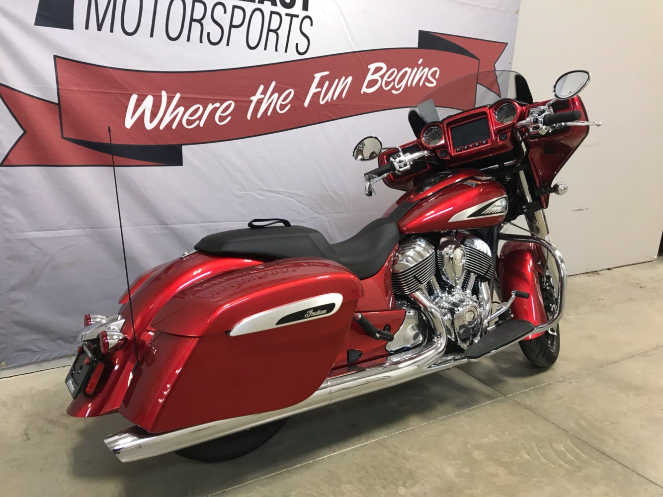 2019 Indian Chieftain® Limited ABS in O Fallon, Illinois - Photo 7
