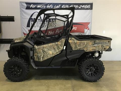 2020 Honda Pioneer 1000 Deluxe in O Fallon, Illinois - Photo 1