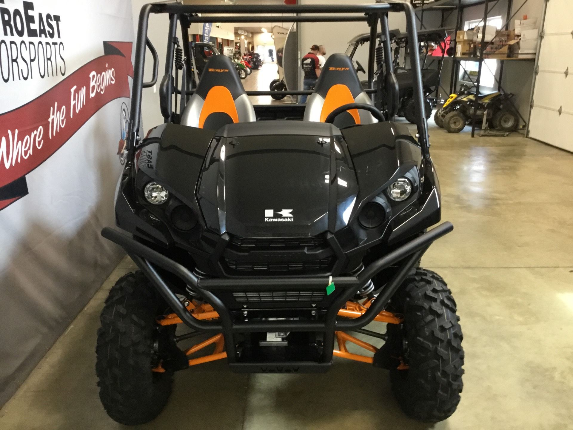 2020 Kawasaki Teryx in O Fallon, Illinois - Photo 3