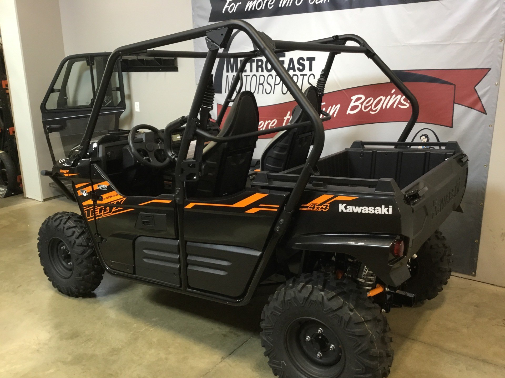 2020 Kawasaki Teryx in O Fallon, Illinois - Photo 4