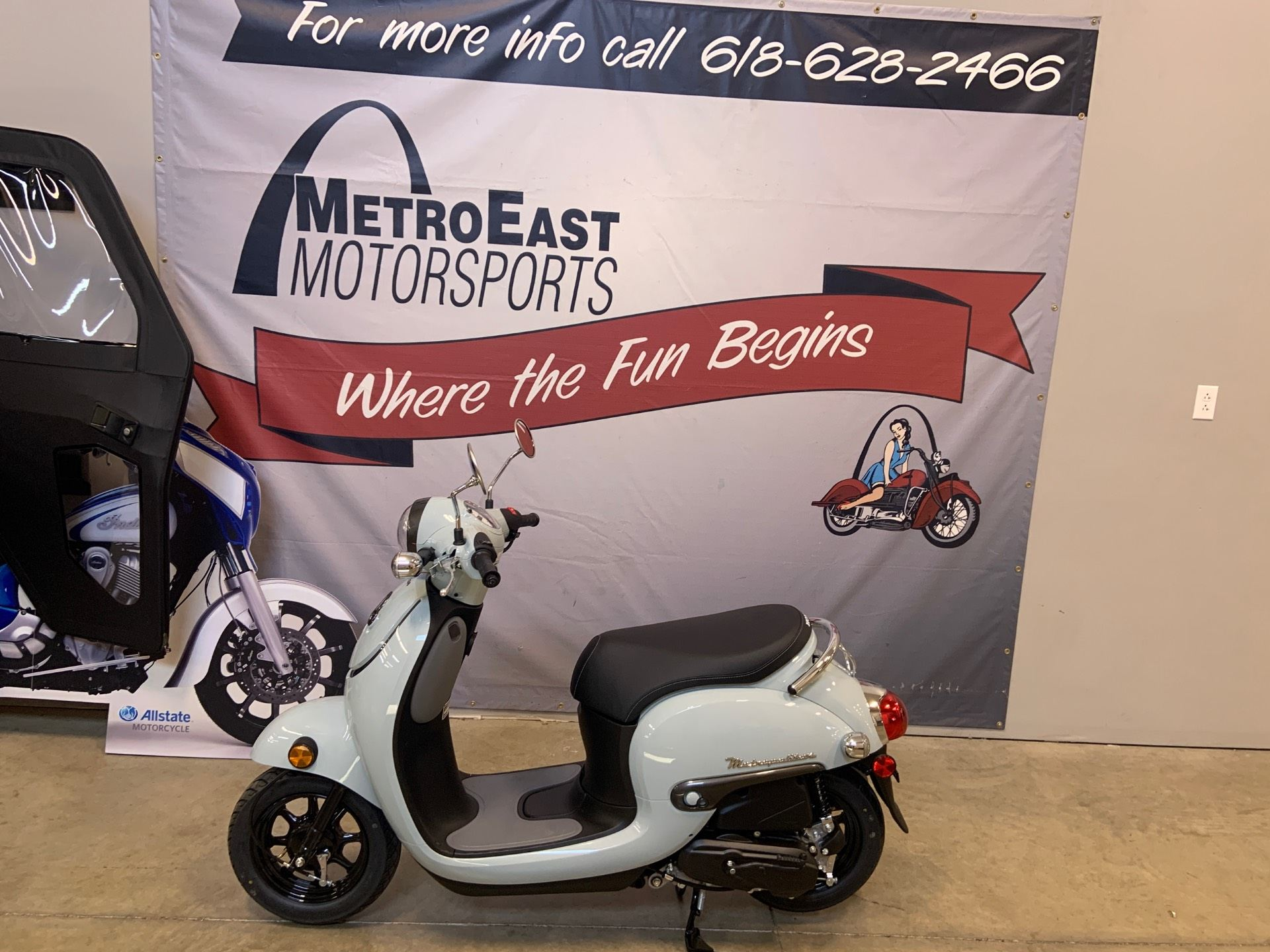 2020 Honda Metropolitan in O Fallon, Illinois - Photo 1