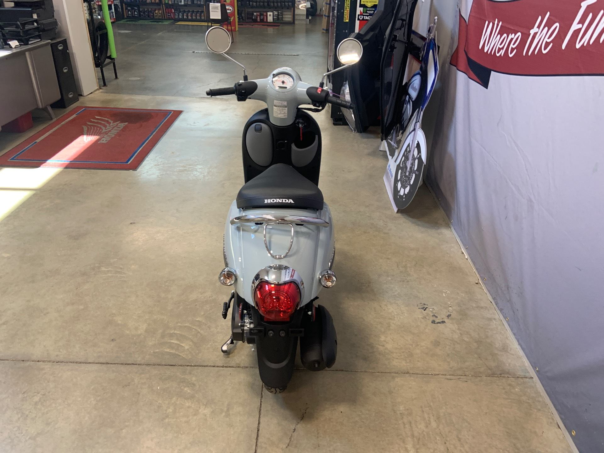 2020 Honda Metropolitan in O Fallon, Illinois - Photo 6