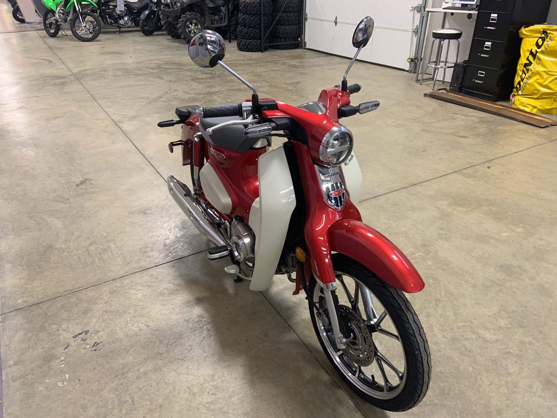 2020 Honda Super Cub C125 ABS in O Fallon, Illinois - Photo 4