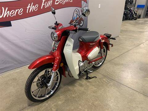 2020 Honda Super Cub C125 ABS in O Fallon, Illinois - Photo 2