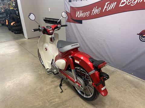 2020 Honda Super Cub C125 ABS in O Fallon, Illinois - Photo 5