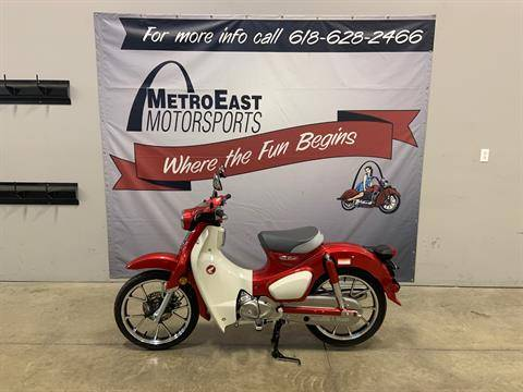 2020 Honda Super Cub C125 ABS in O Fallon, Illinois - Photo 1