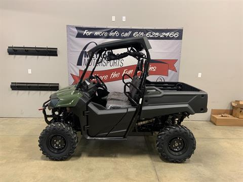 2020 Honda Pioneer 700 in O Fallon, Illinois - Photo 1