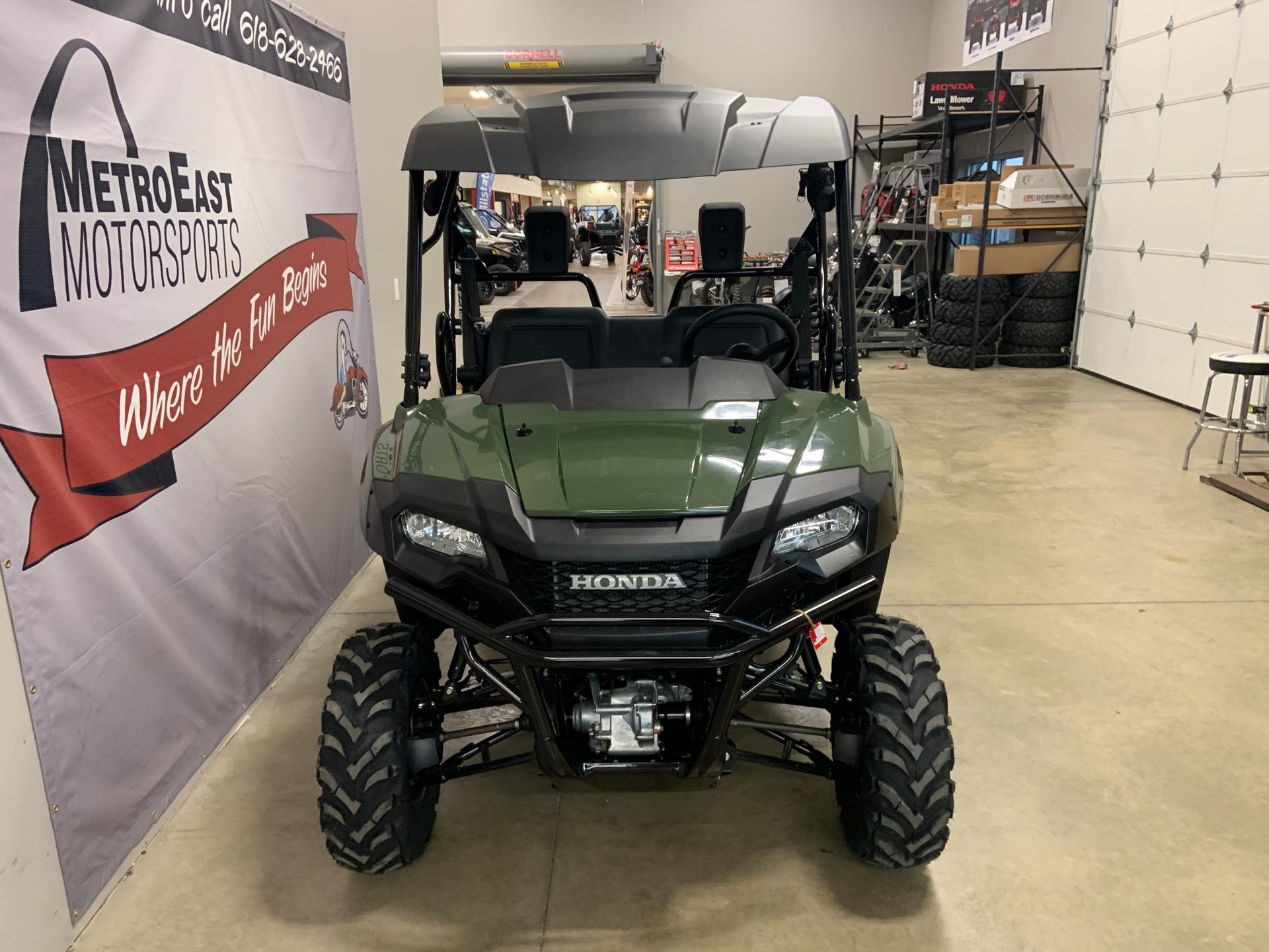 2020 Honda Pioneer 700 in O Fallon, Illinois - Photo 3