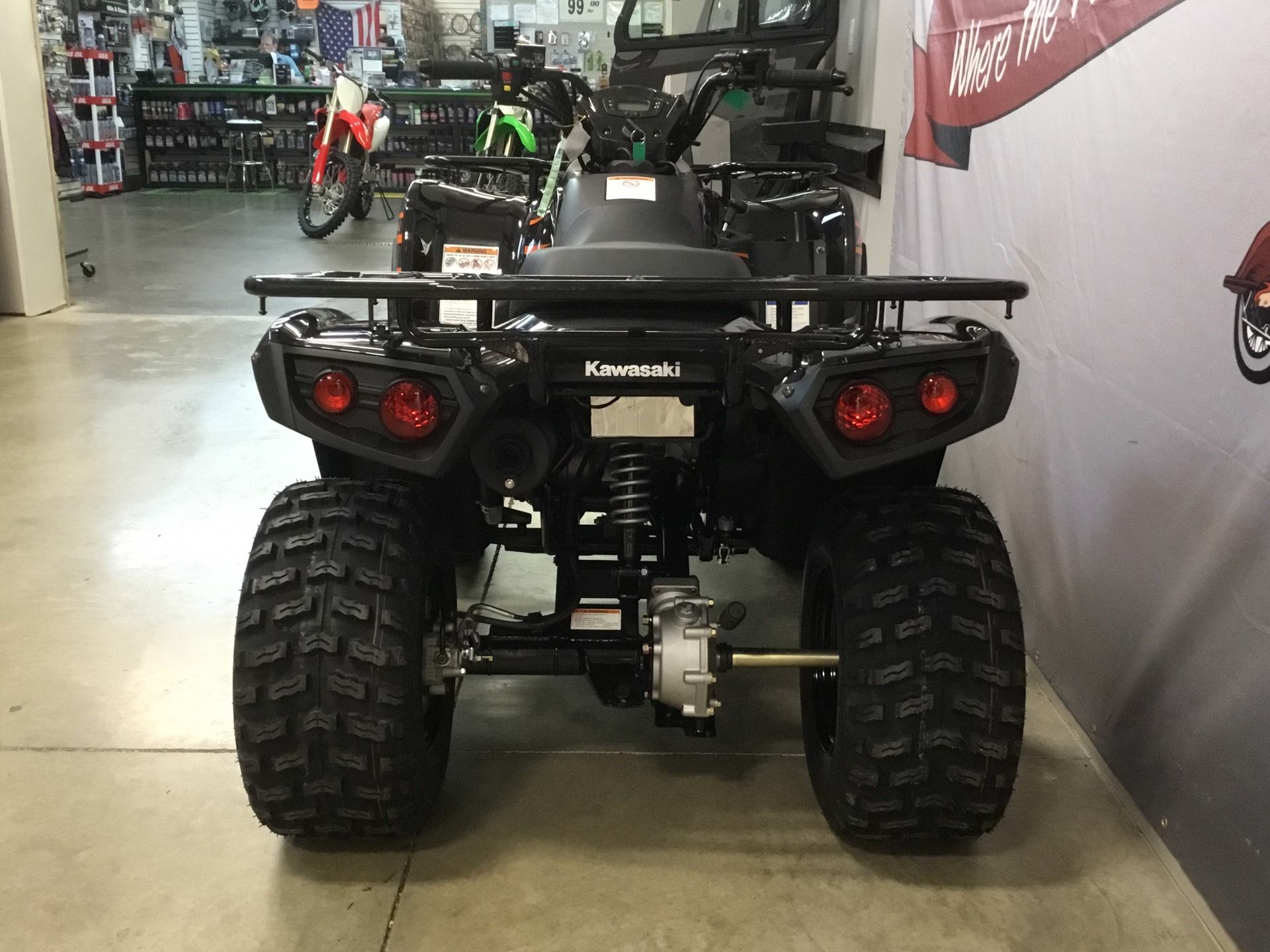 2018 Kawasaki Brute Force 300 in O Fallon, Illinois - Photo 5