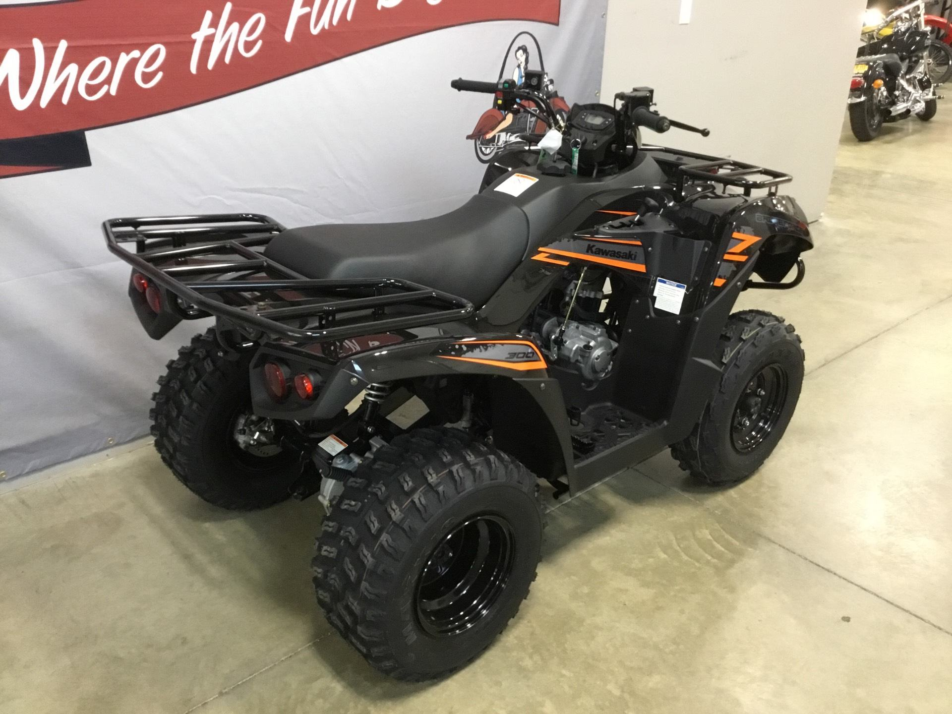 2018 Kawasaki Brute Force 300 in O Fallon, Illinois - Photo 8