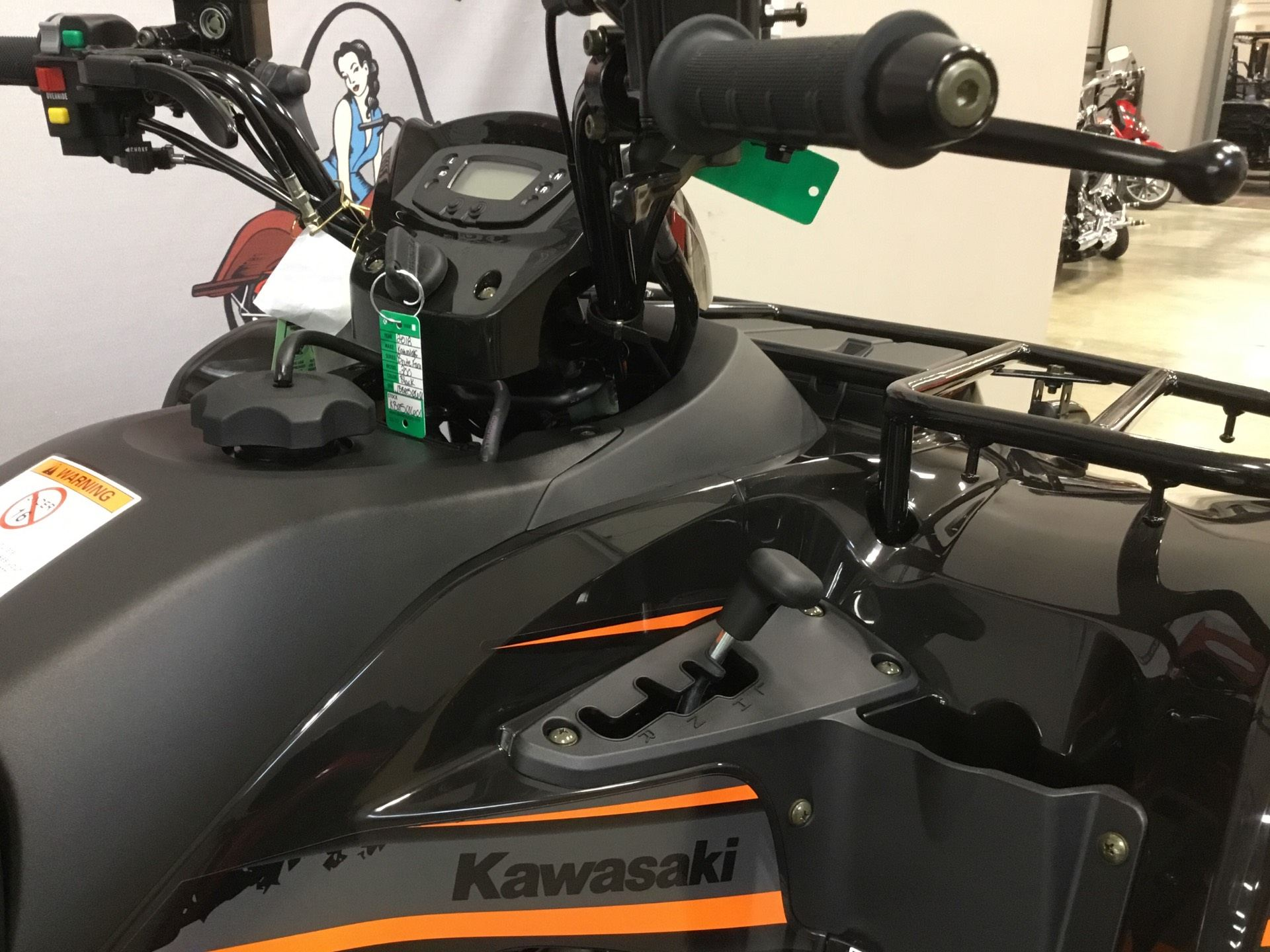 2018 Kawasaki Brute Force 300 in O Fallon, Illinois - Photo 11