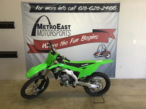 2020 Kawasaki KX 250 in O Fallon, Illinois - Photo 1
