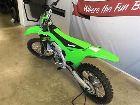 2020 Kawasaki KX 250 in O Fallon, Illinois - Photo 4