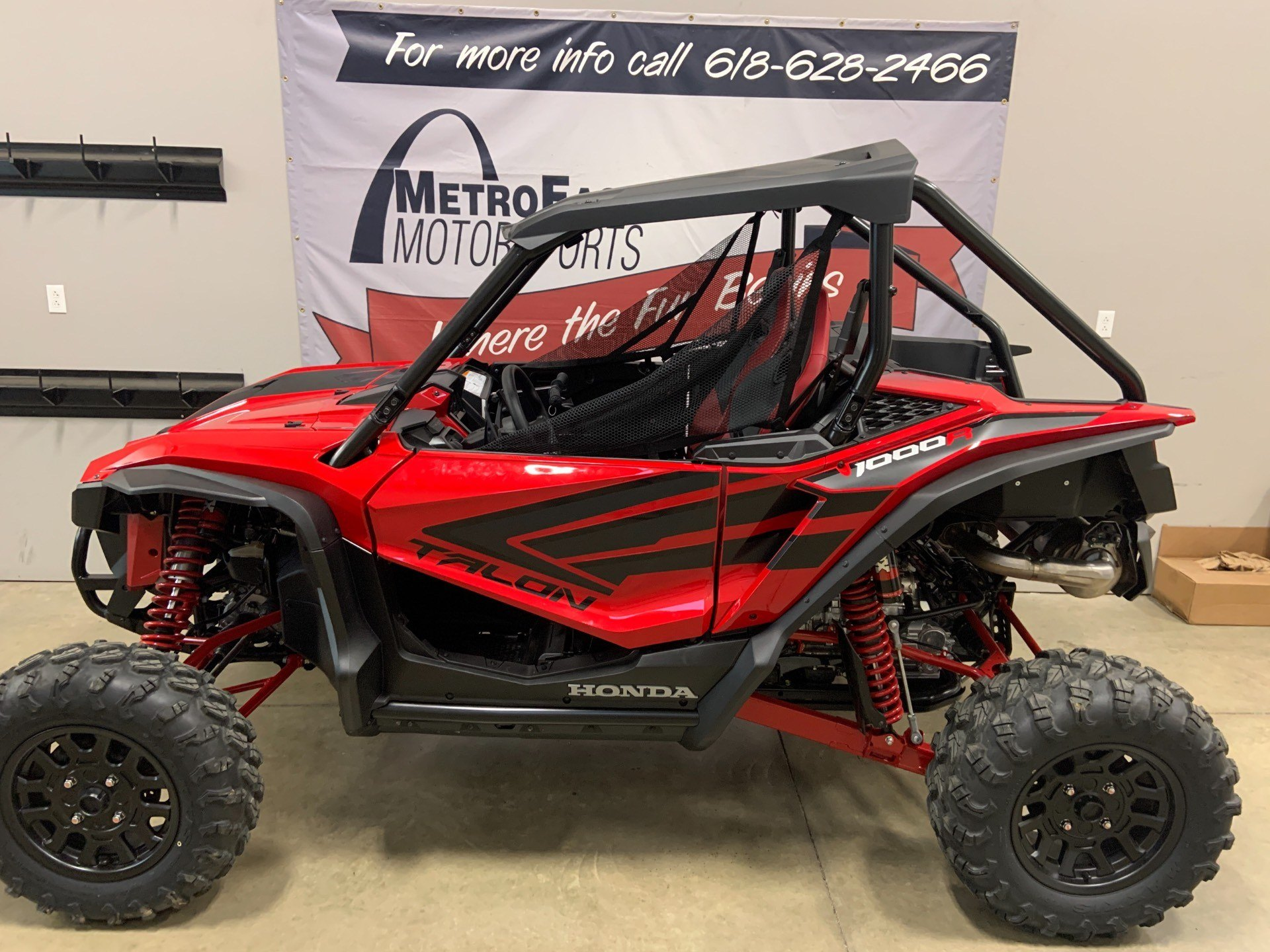 2020 Honda Talon 1000R in O Fallon, Illinois - Photo 1