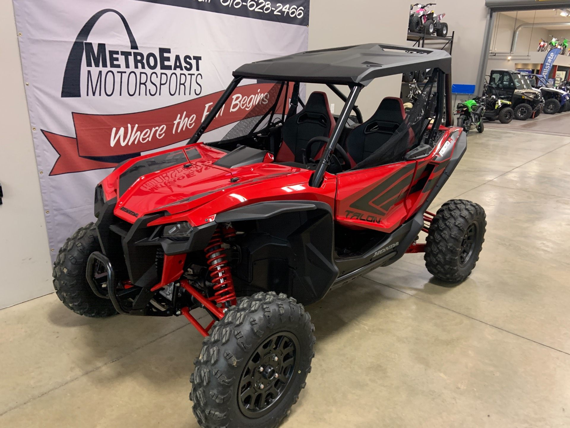 2020 Honda Talon 1000R in O Fallon, Illinois - Photo 2