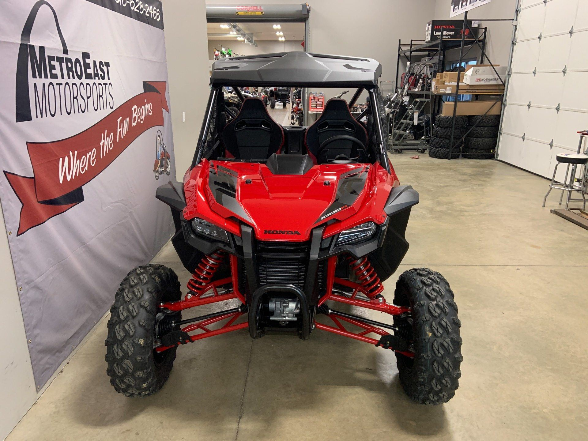 2020 Honda Talon 1000R in O Fallon, Illinois - Photo 3