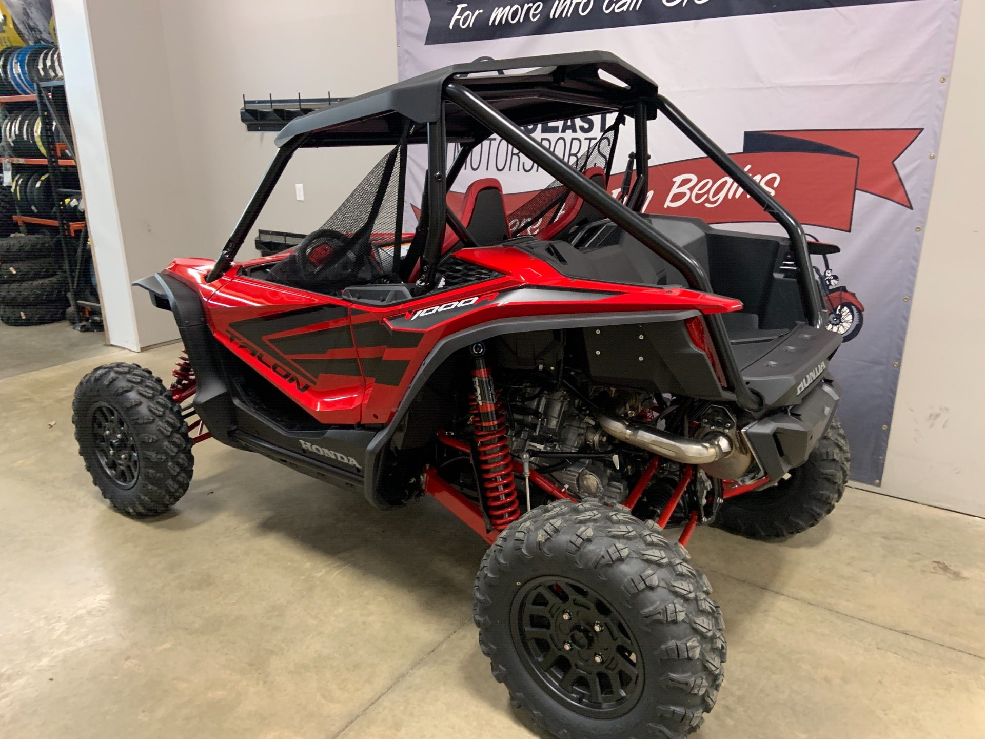 2020 Honda Talon 1000R in O Fallon, Illinois - Photo 4