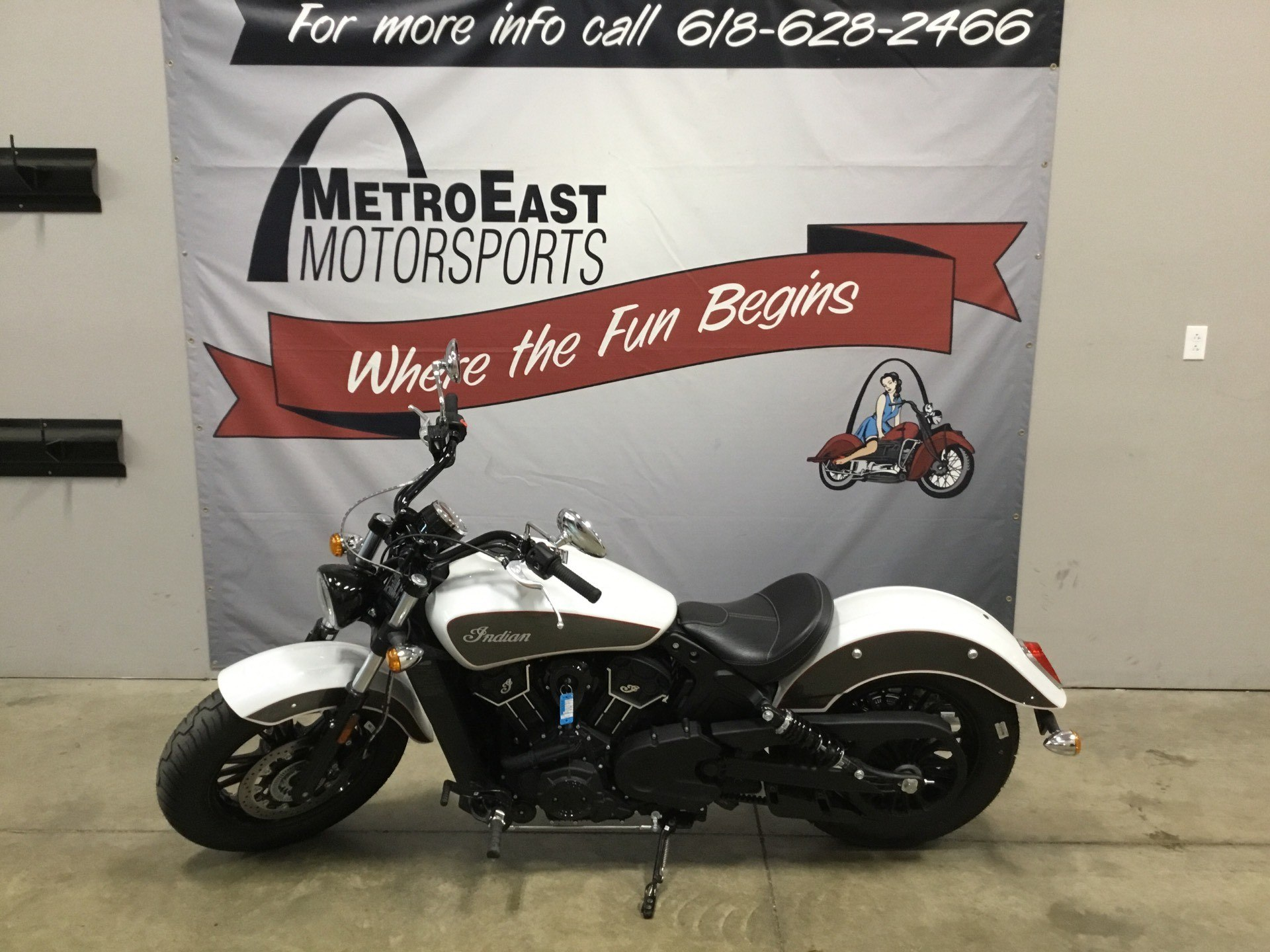 2020 Indian Scout® Sixty ABS in O Fallon, Illinois - Photo 1