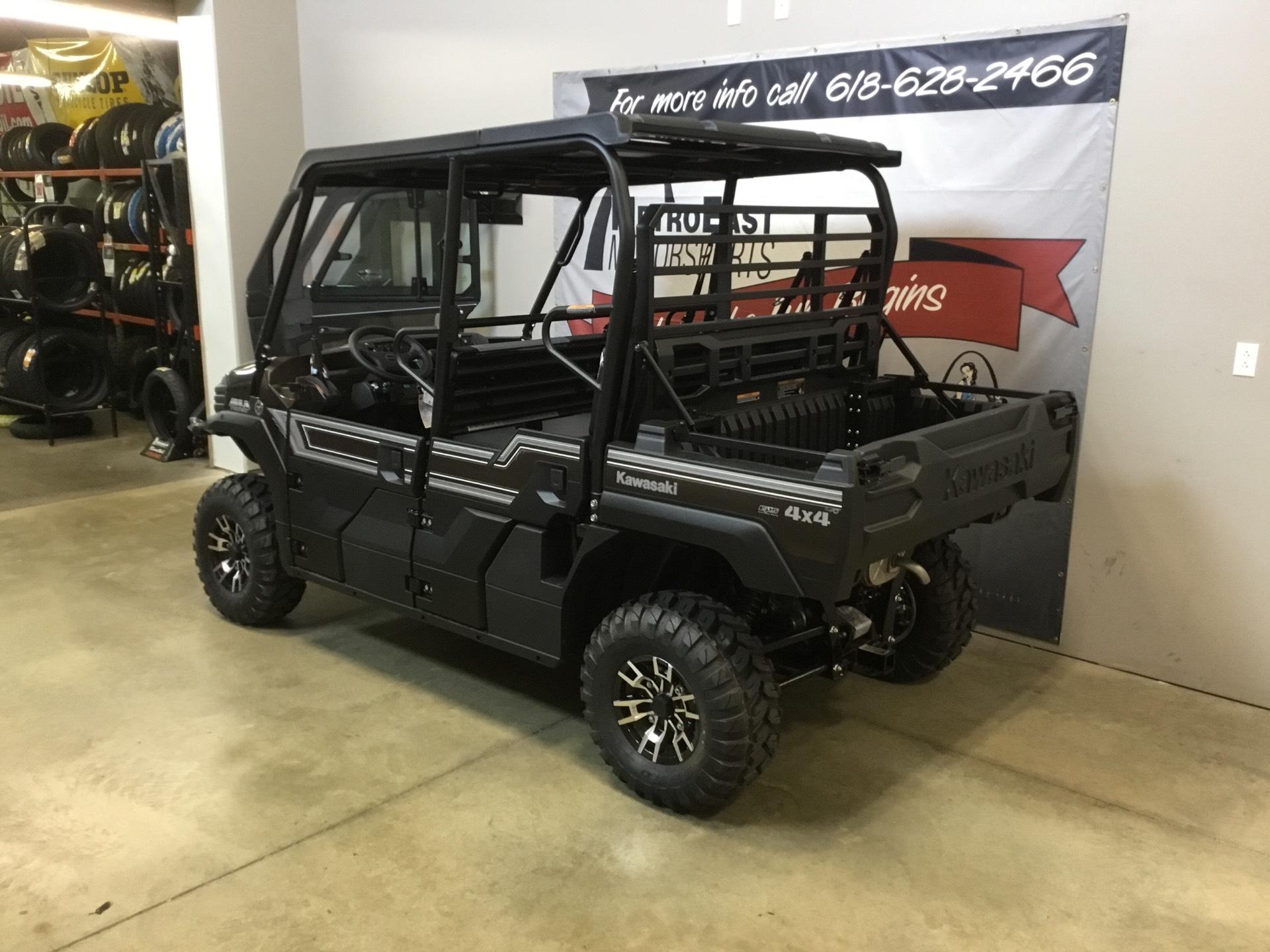 2019 Kawasaki Mule PRO-FXT Ranch Edition 2