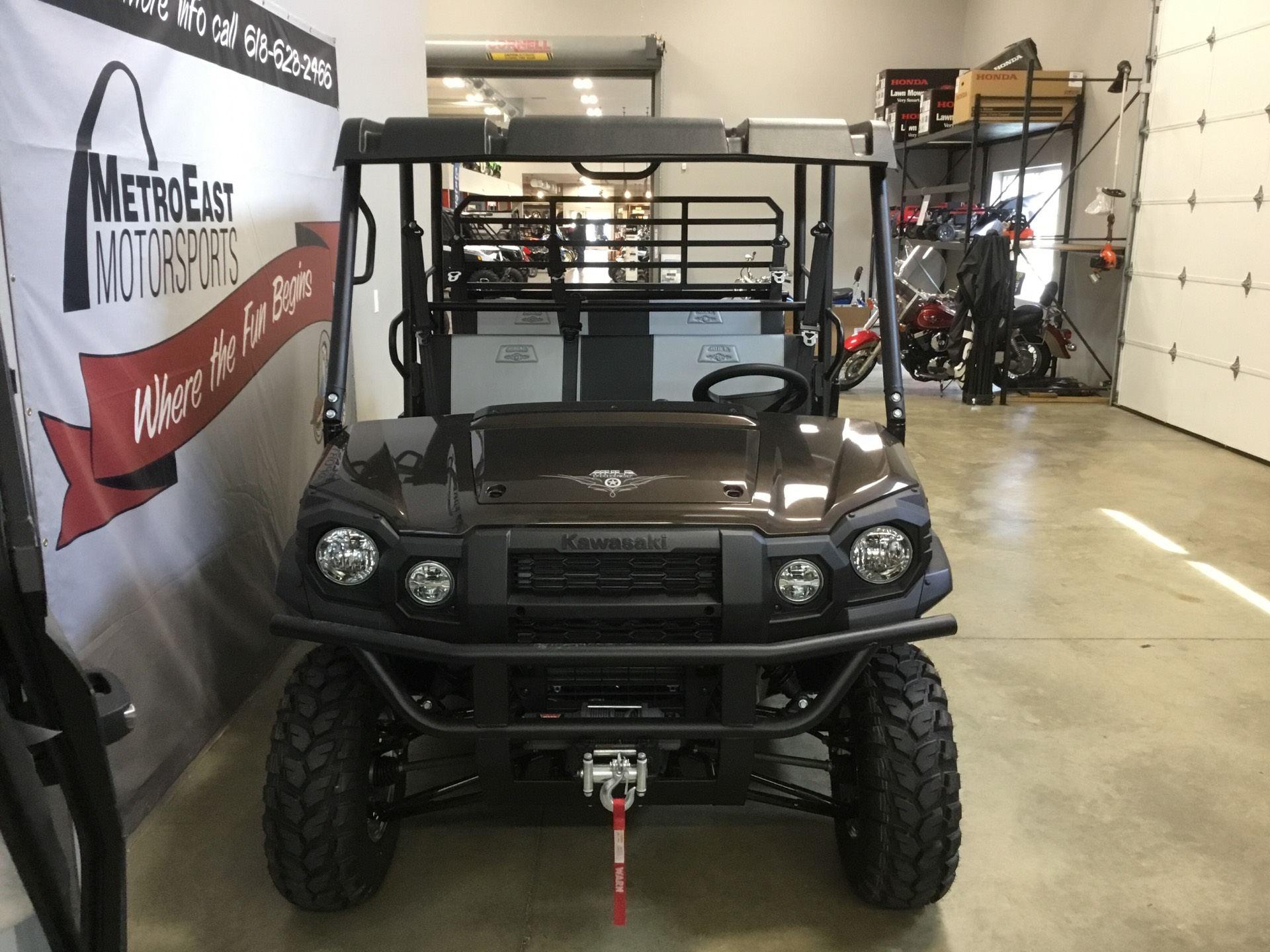 2019 Kawasaki Mule PRO-FXT Ranch Edition 4