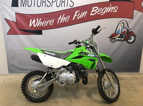 2019 Kawasaki KLX 110L in O Fallon, Illinois