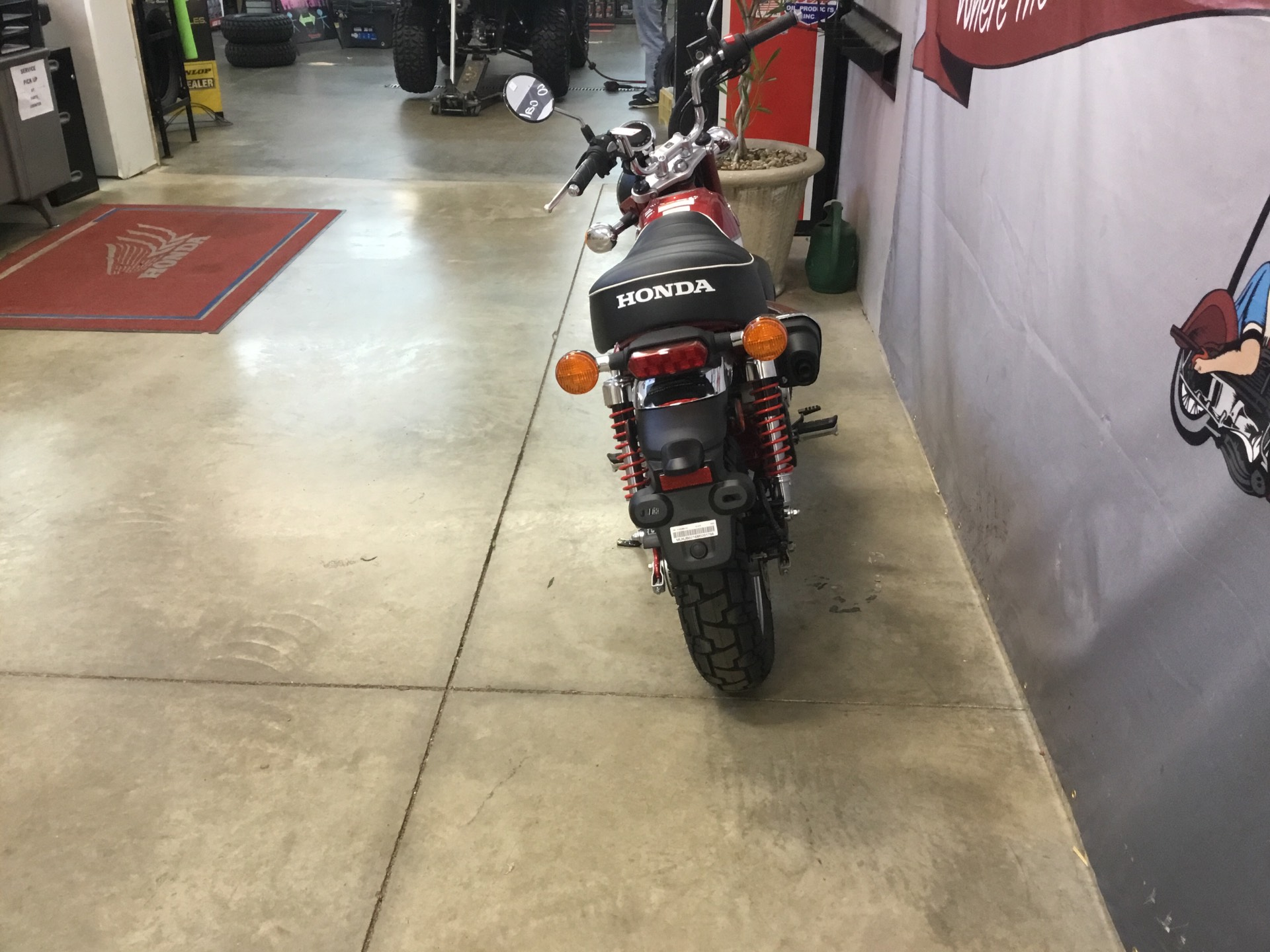 2021 Honda Monkey in O Fallon, Illinois - Photo 2