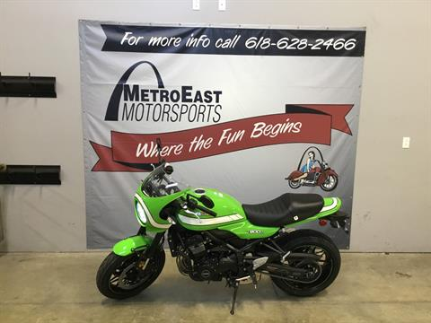 2019 Kawasaki Z900RS Cafe in O Fallon, Illinois - Photo 1