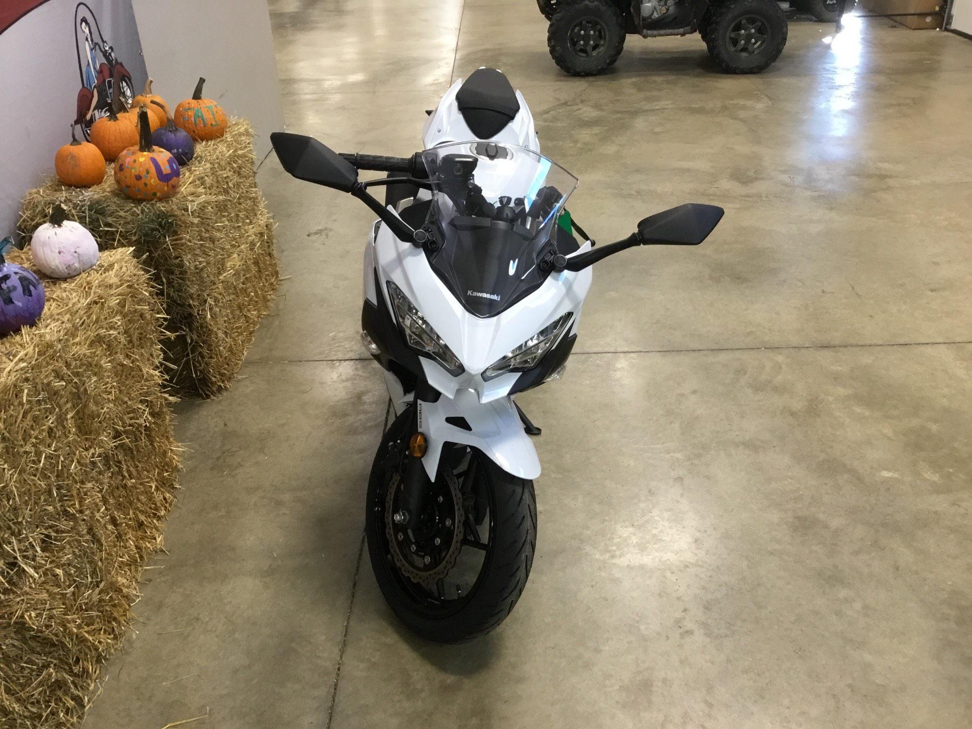 2020 Kawasaki Ninja 400 ABS 3