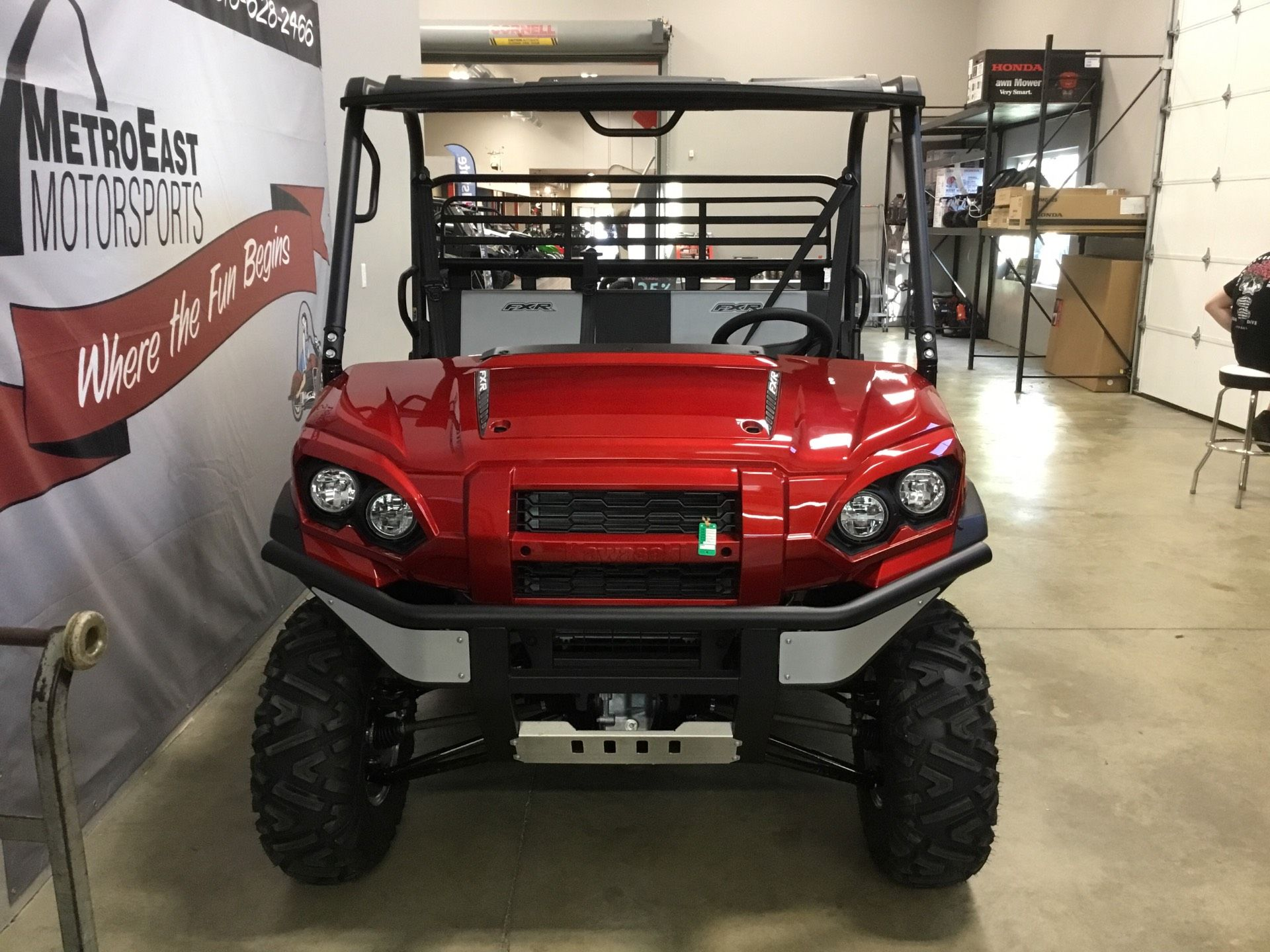 2020 Kawasaki Mule PRO-FXR in O Fallon, Illinois - Photo 4