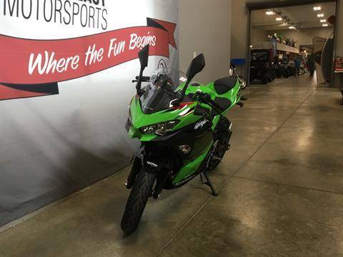 2020 Kawasaki Ninja 400 KRT Edition in O Fallon, Illinois - Photo 2