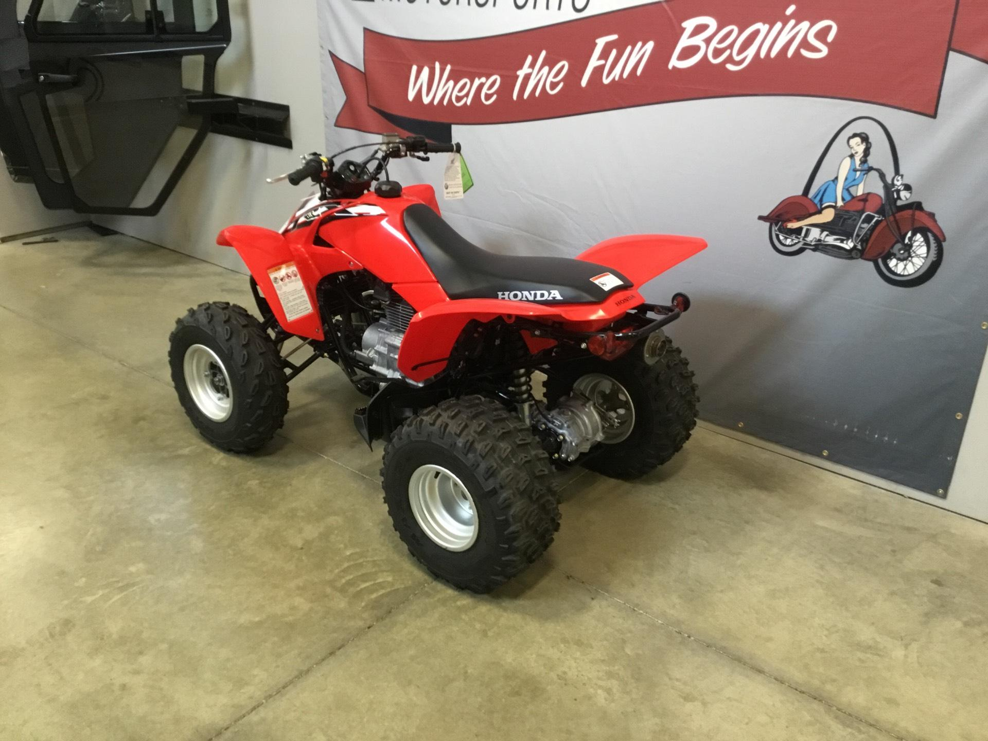 2019 Honda TRX250X in O Fallon, Illinois - Photo 2