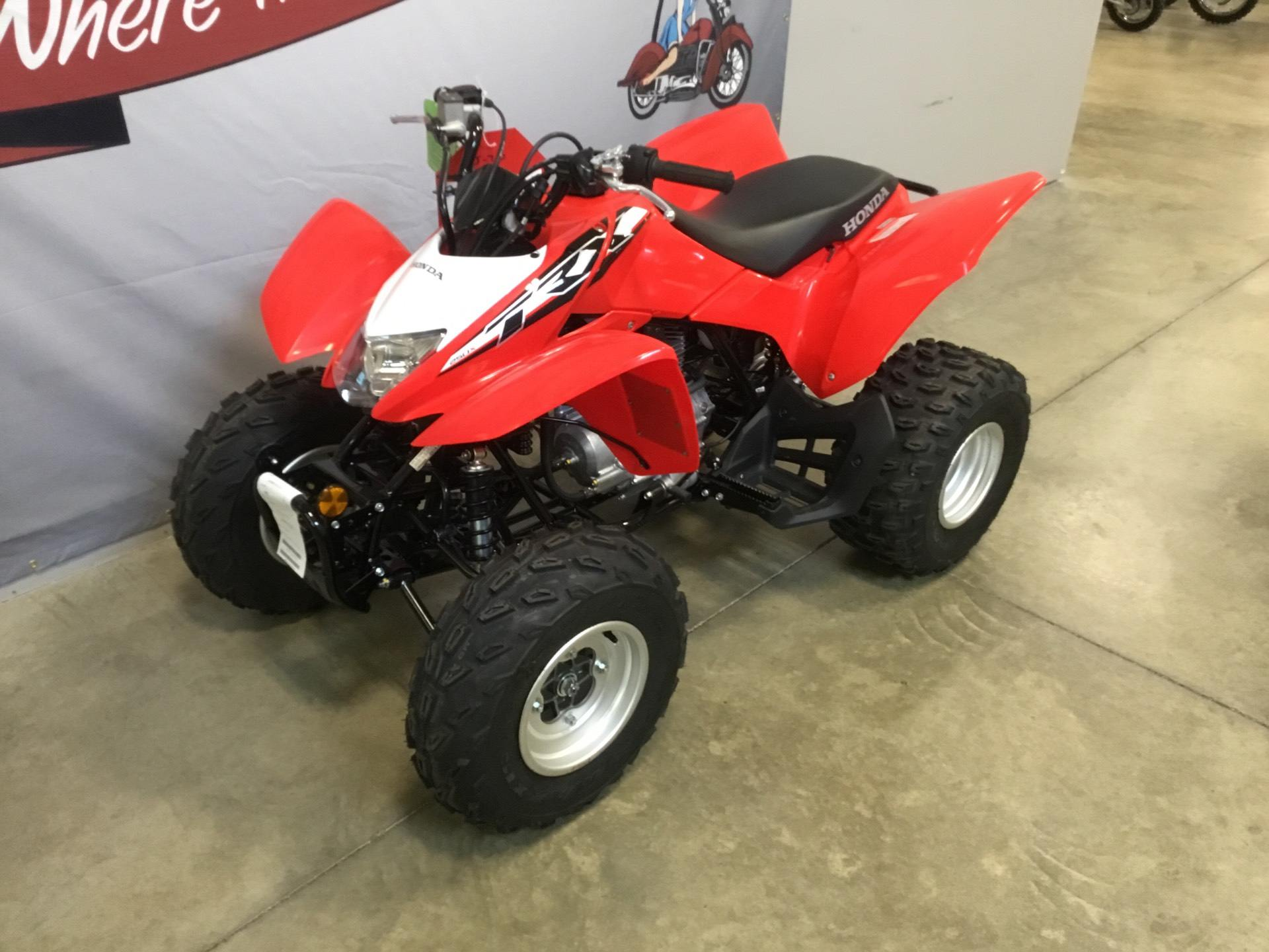 2019 Honda TRX250X in O Fallon, Illinois - Photo 3