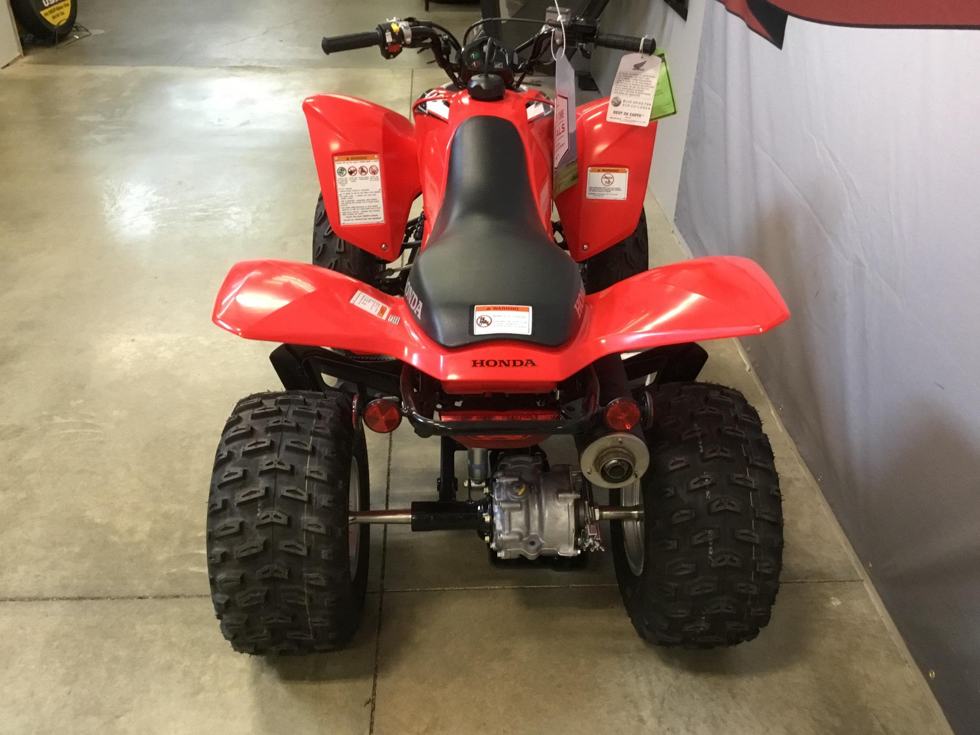 2019 Honda TRX250X in O Fallon, Illinois - Photo 5