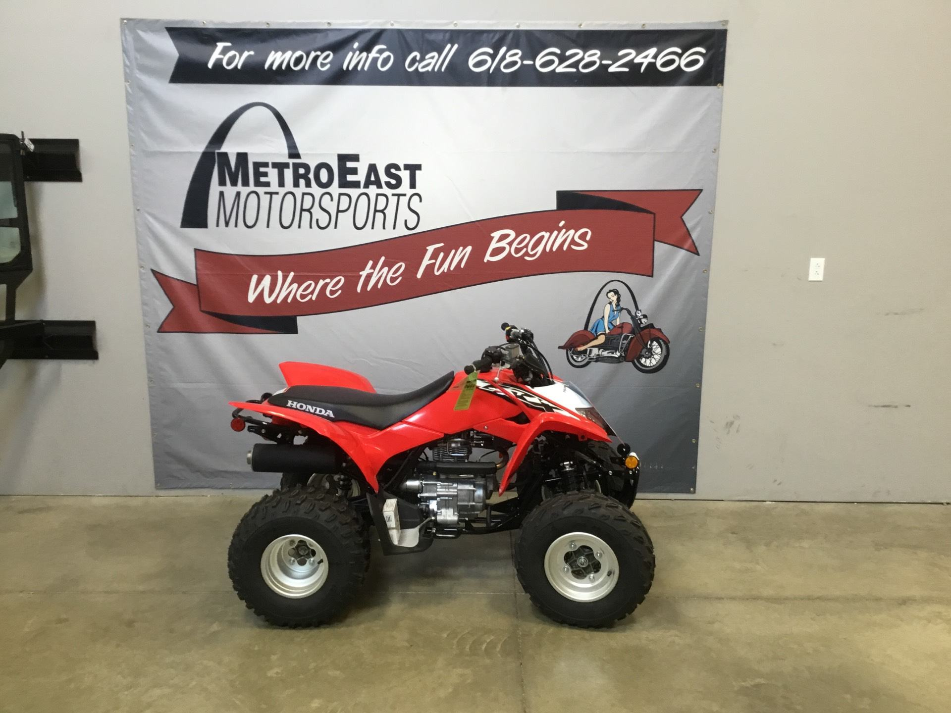 2019 Honda TRX250X in O Fallon, Illinois - Photo 9
