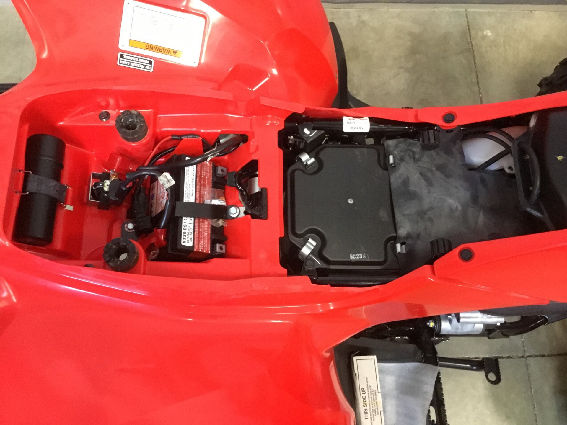 2019 Honda TRX250X in O Fallon, Illinois - Photo 14