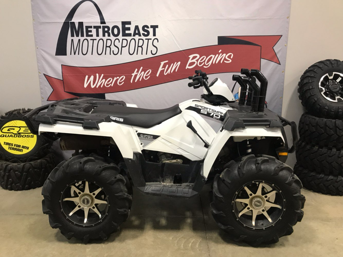 2014 Polaris Sportsman® 570 EPS in O Fallon, Illinois