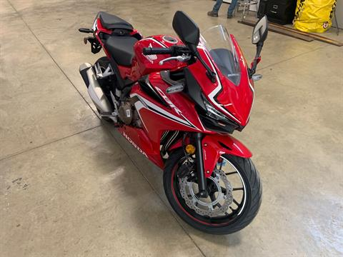 2019 Honda CBR500R ABS in O Fallon, Illinois - Photo 2