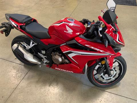 2019 Honda CBR500R ABS in O Fallon, Illinois - Photo 3