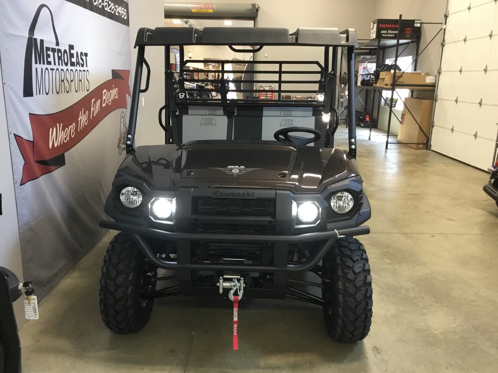 2020 Kawasaki Mule PRO-FXT Ranch Edition in O Fallon, Illinois - Photo 3