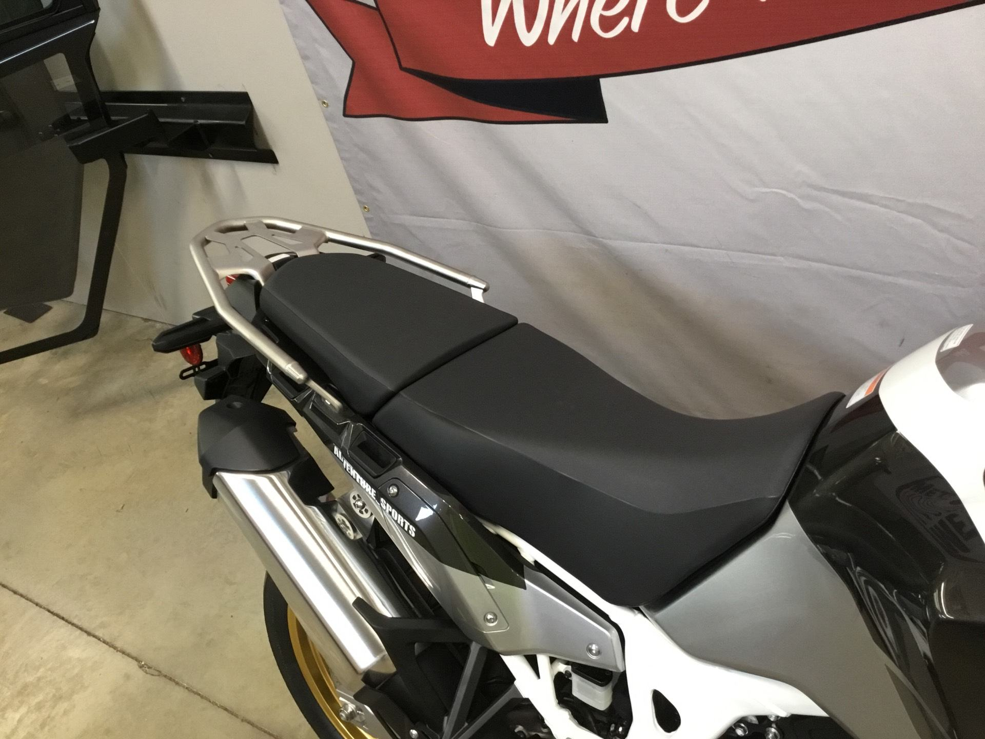 2019 Honda Africa Twin Adventure Sports DCT in O Fallon, Illinois - Photo 10