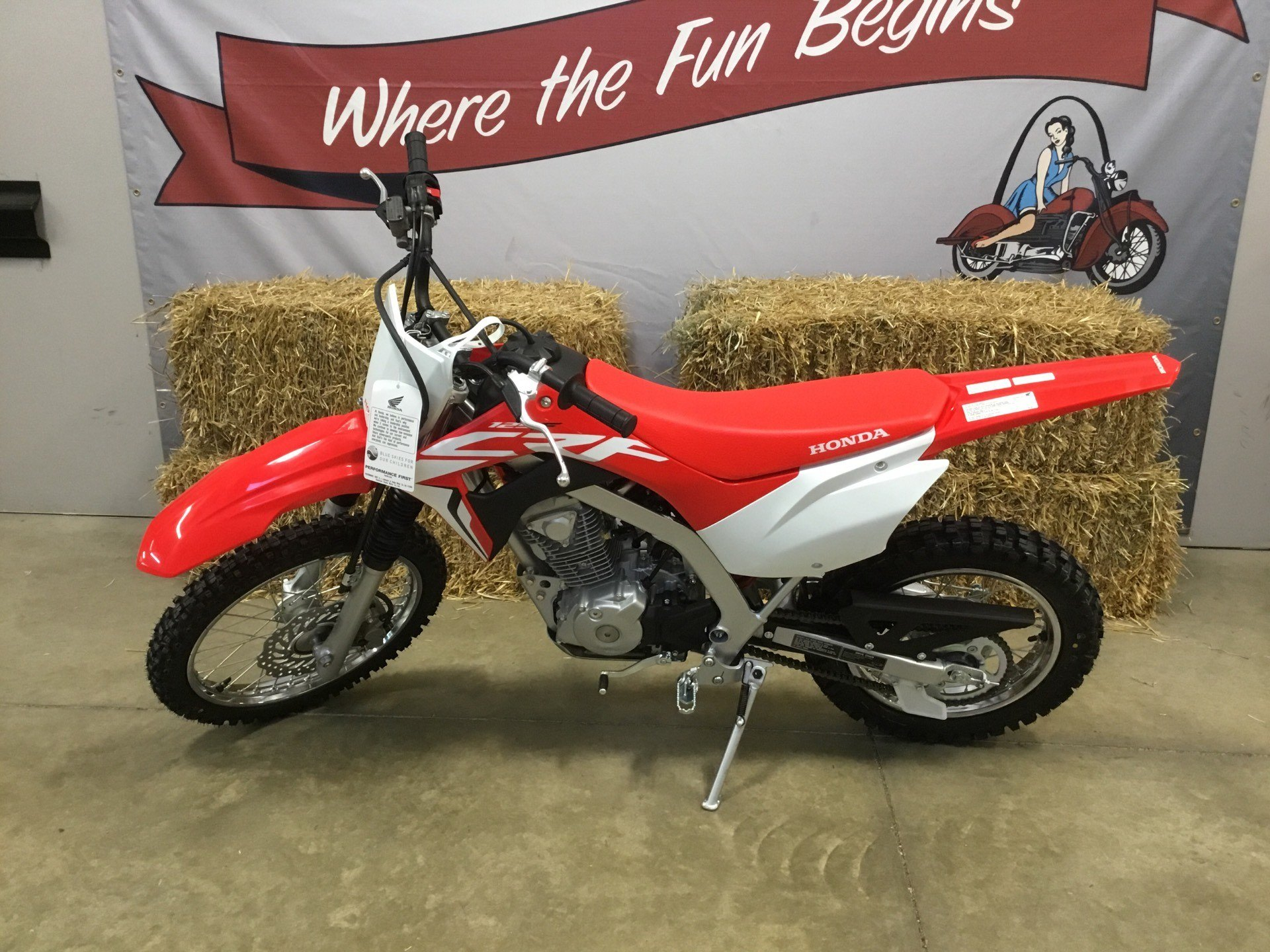 2020 Honda CRF125F in O Fallon, Illinois - Photo 1