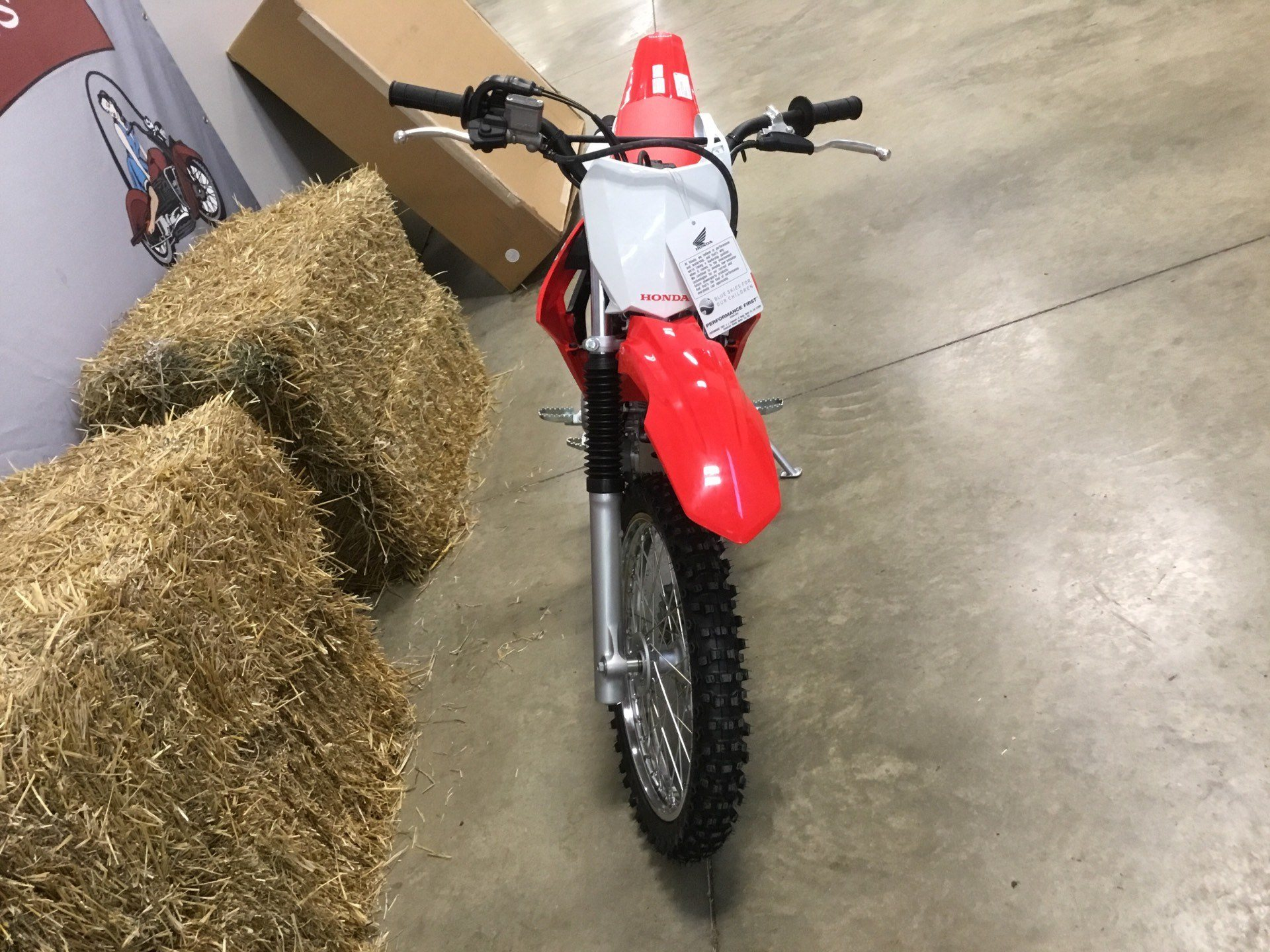 2020 Honda CRF125F in O Fallon, Illinois - Photo 4