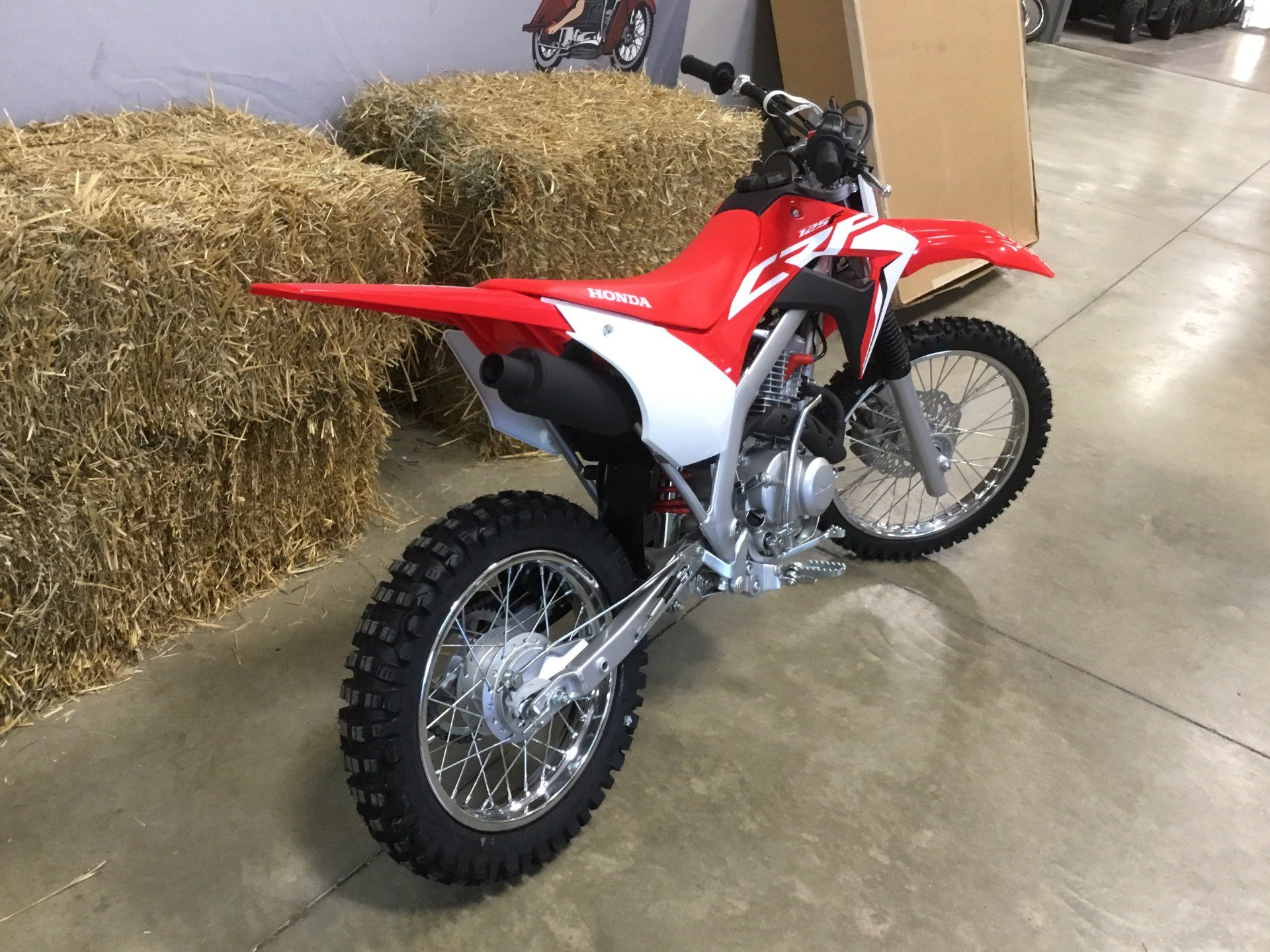 2020 Honda CRF125F in O Fallon, Illinois - Photo 8