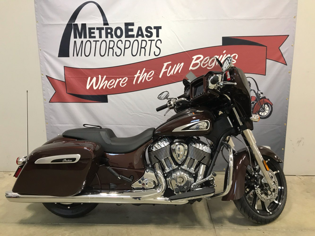 2019 Indian Chieftain® Limited ABS in O Fallon, Illinois - Photo 5