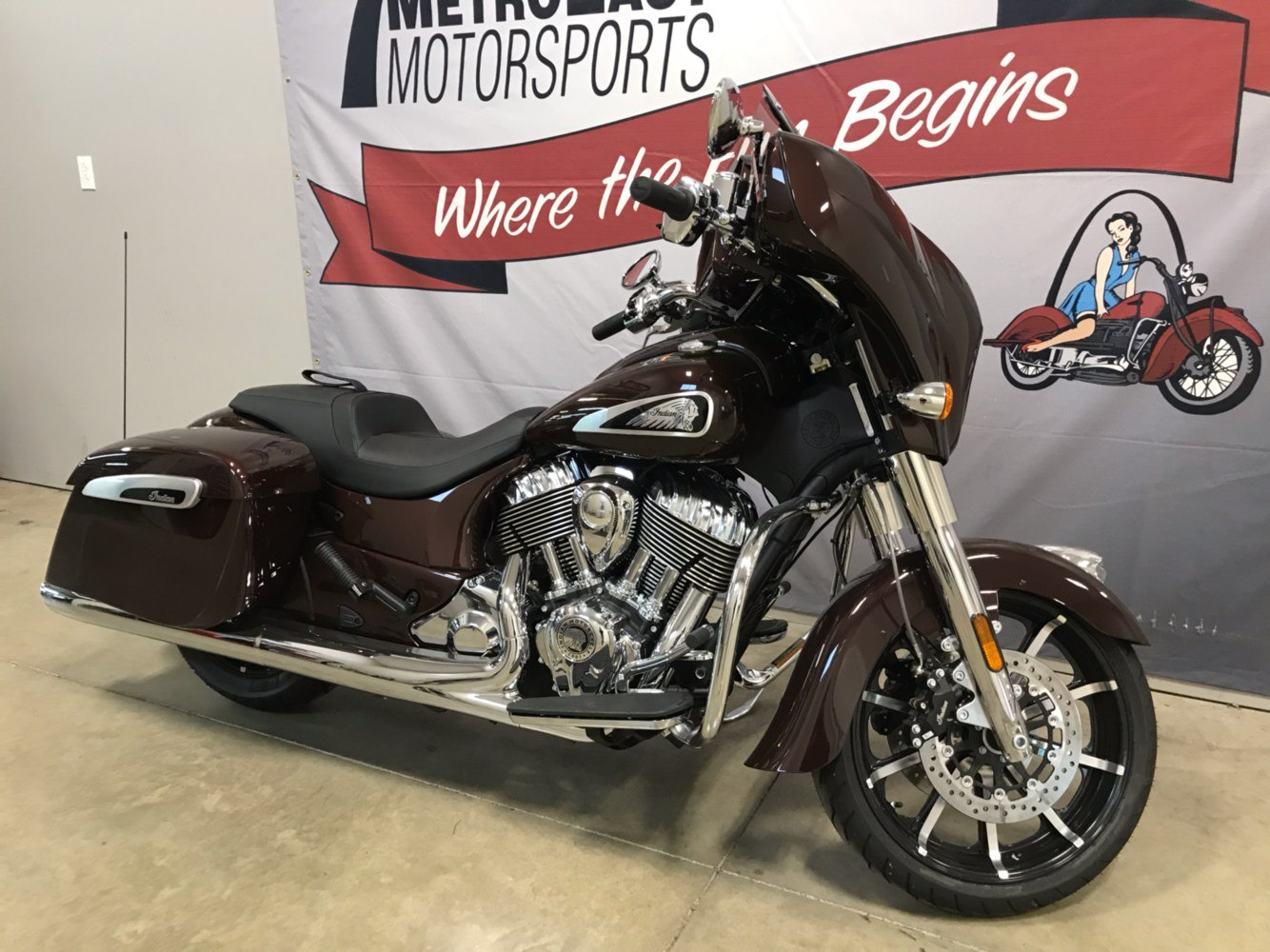2019 Indian Chieftain® Limited ABS in O Fallon, Illinois - Photo 6