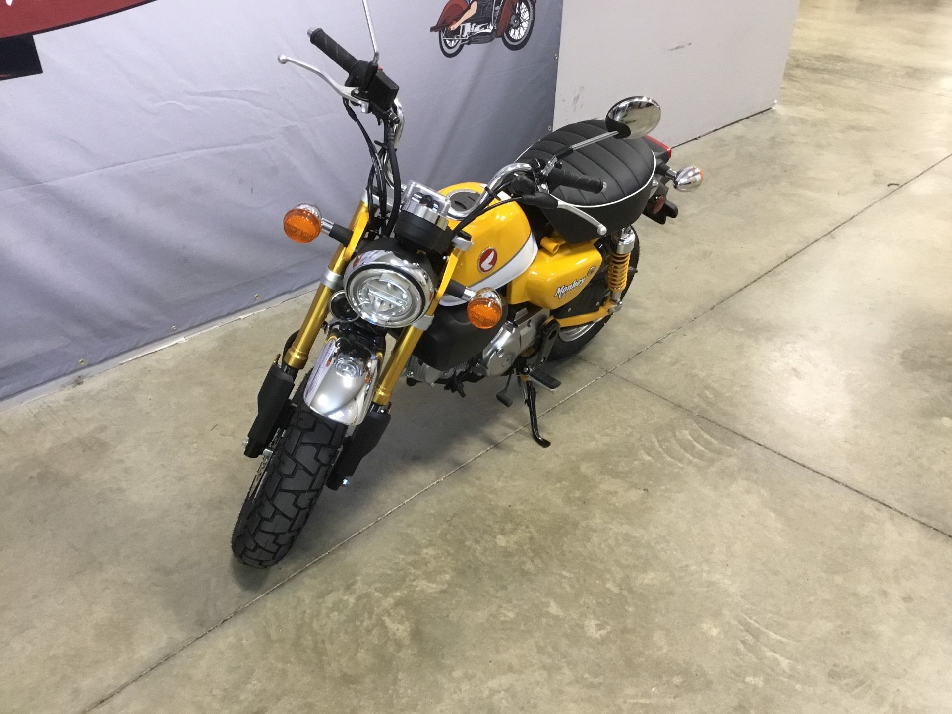 2019 Honda Monkey in O Fallon, Illinois - Photo 3
