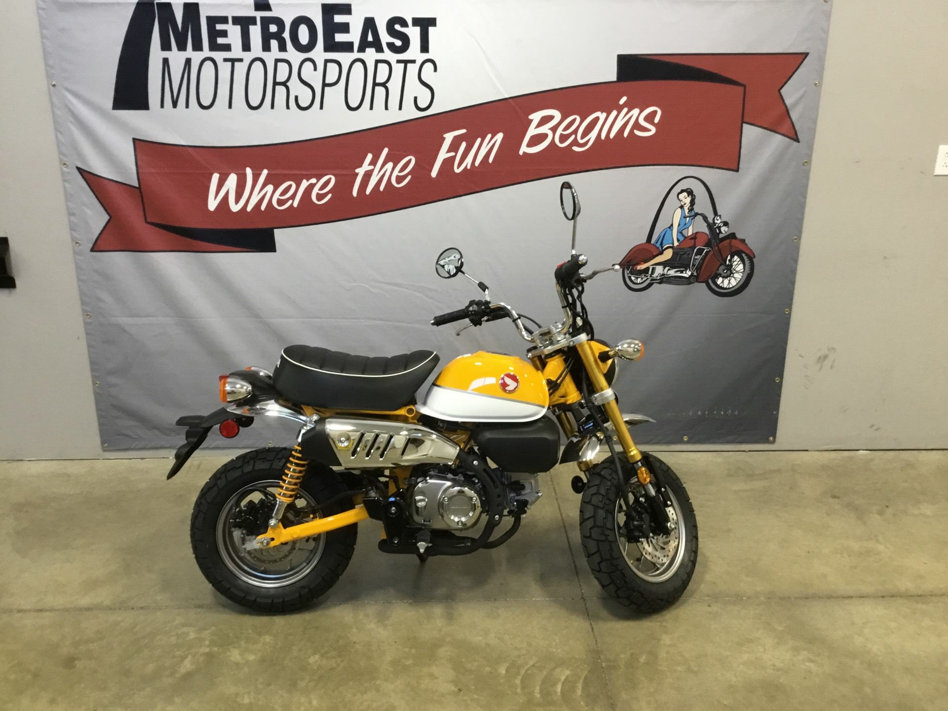 2019 Honda Monkey in O Fallon, Illinois - Photo 9
