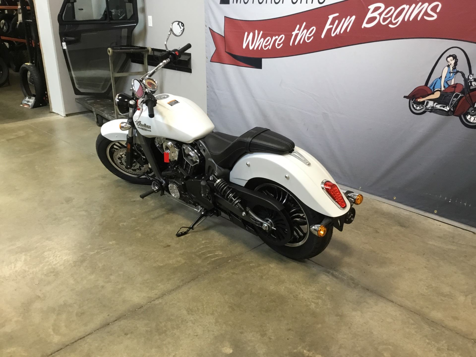 2020 Indian Scout® ABS in O Fallon, Illinois - Photo 4